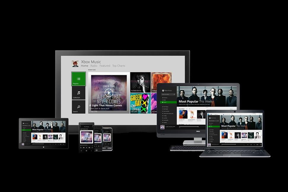 xbox music ios android app review how does for and stack up