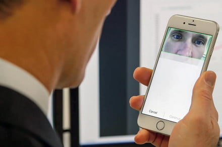 How our selfie obsession helped make eye recognition possible