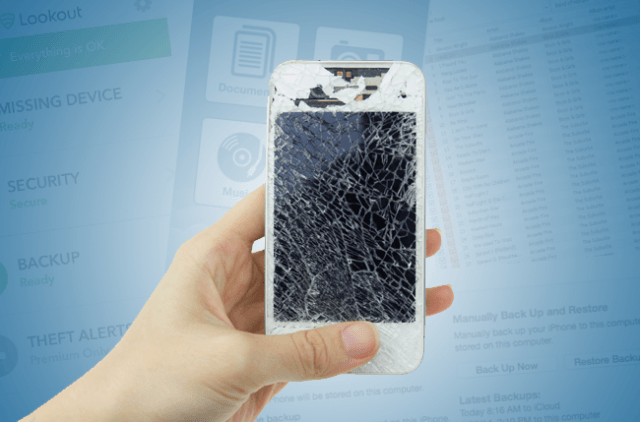 How to back up an iPhone copy