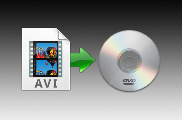 How to Convert AVI to DVD Header copy