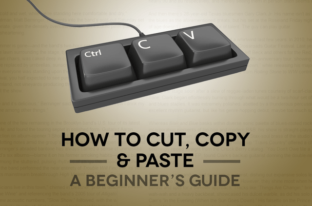 cut copy paste beginners guide how to and header image