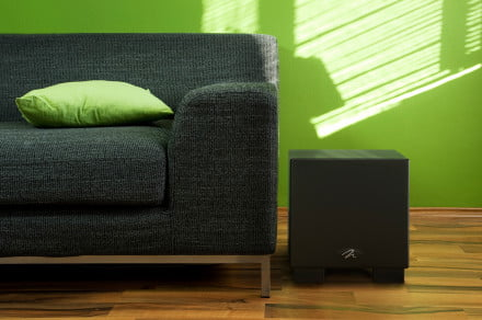 How to place and set up a subwoofer