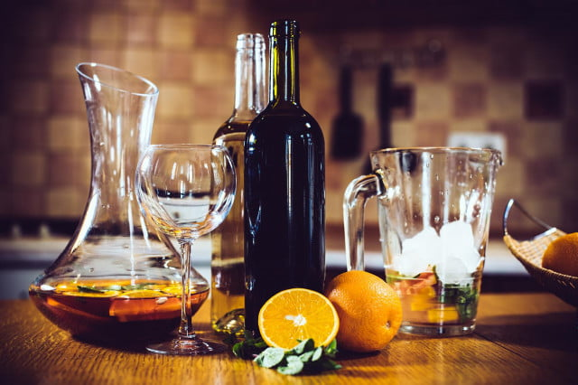 How to set up an intoxicating home bar
