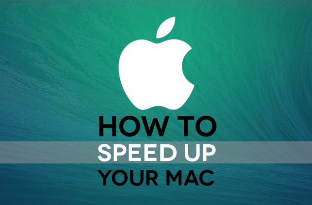 How to speed up your Mac Header Image