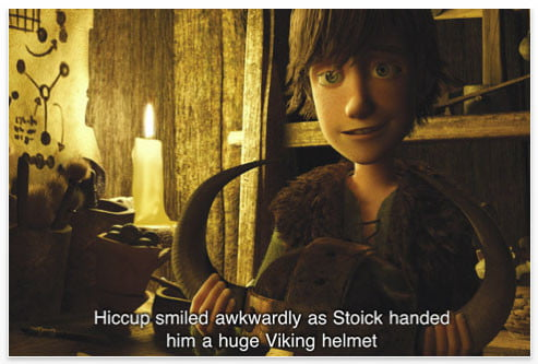 How to Train Your Dragon Kids Book HD
