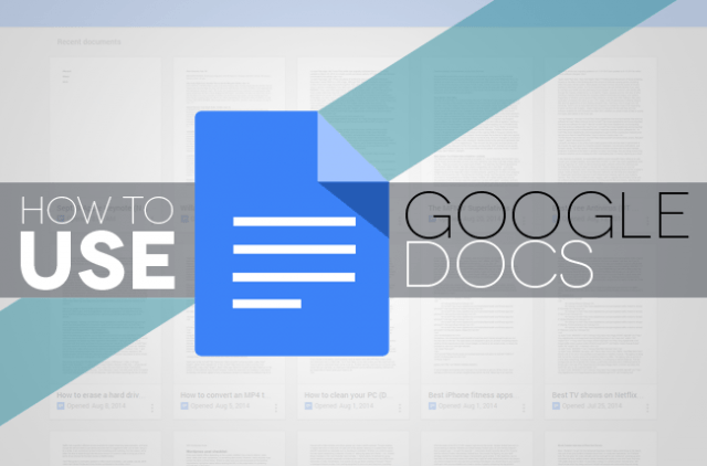 how to get rid of the header in google docs