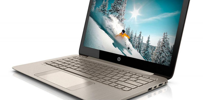 hp spectre  t review press image
