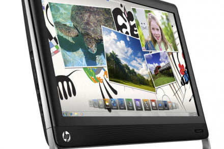 HP TouchSmart-520 all-in-one