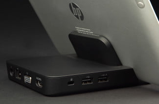 hp elitepad 900 docking station ports