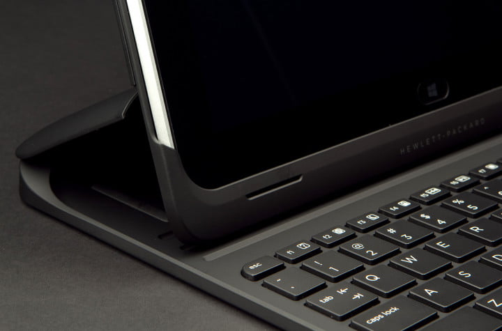 hp elitepad  review keyboard