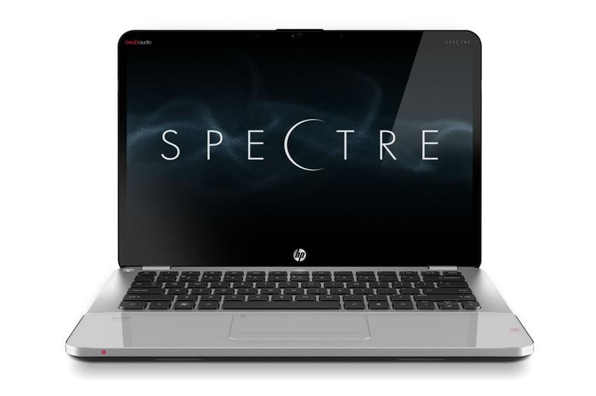 HP Envy 14 Spectre Screen Front