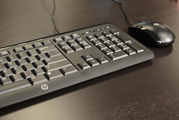 HP Envy 23 keyboard mouse all in one desktop pc