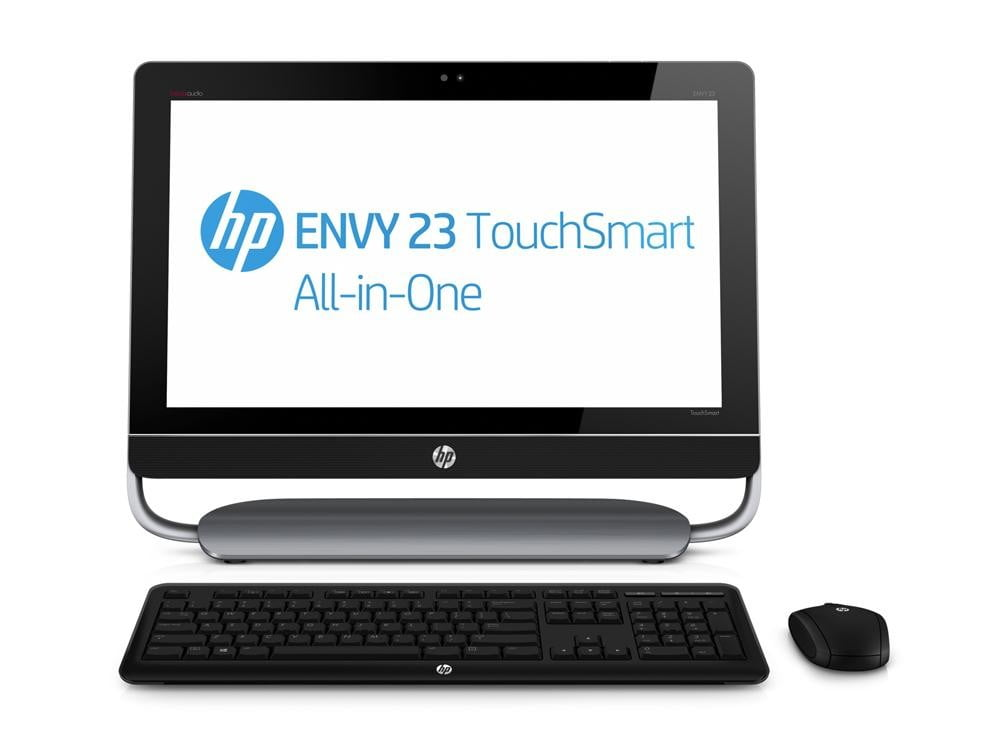 HP Envy 23 review all in one pc