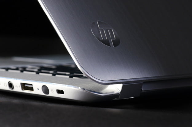 HP Envy Spectre XT Review corner angle