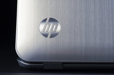 HP Envy Spectre XT Review hp logo