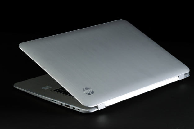 HP Envy Spectre XT Review laptop open angle