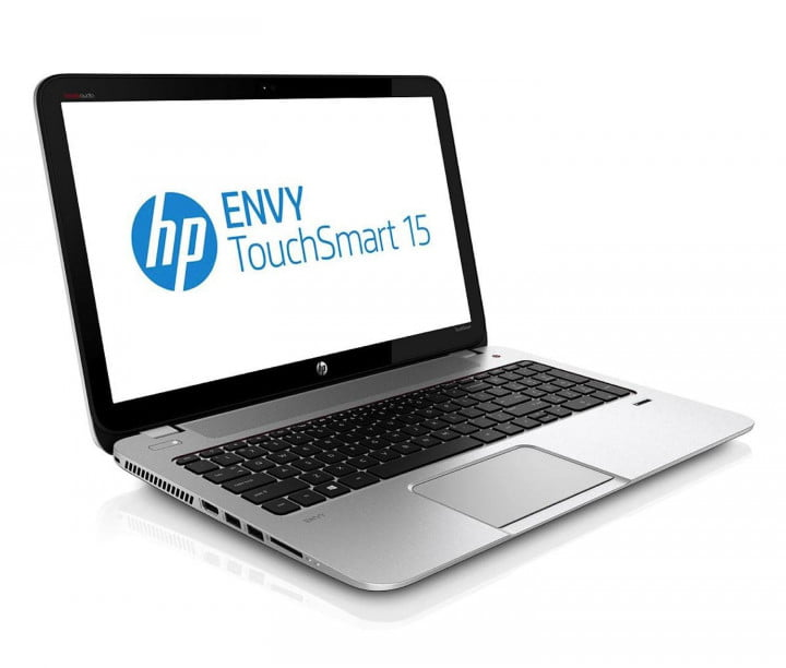 hp debuts a slew of new touchsmart envy pavilion all in ones and laptops  left