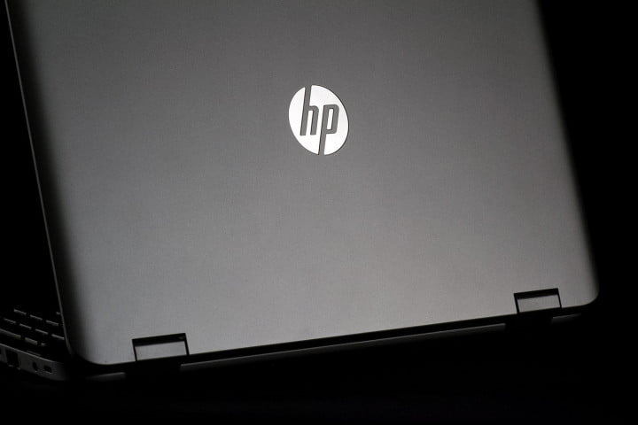 hp envy x  review back hinge