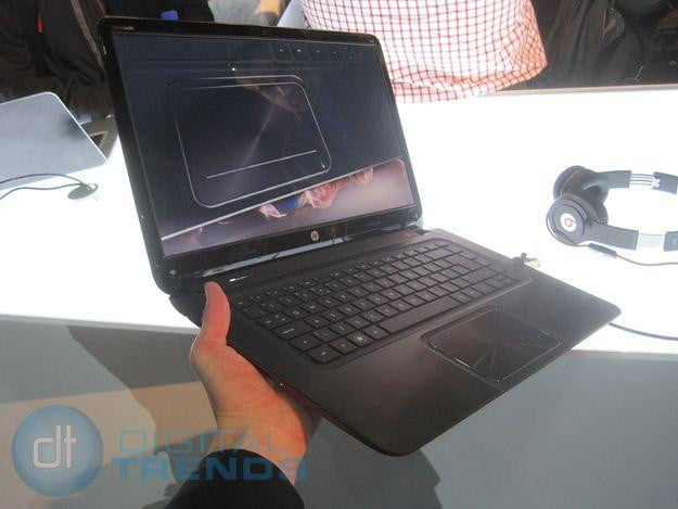 HP Envy Ultrabook 15.6-inch model