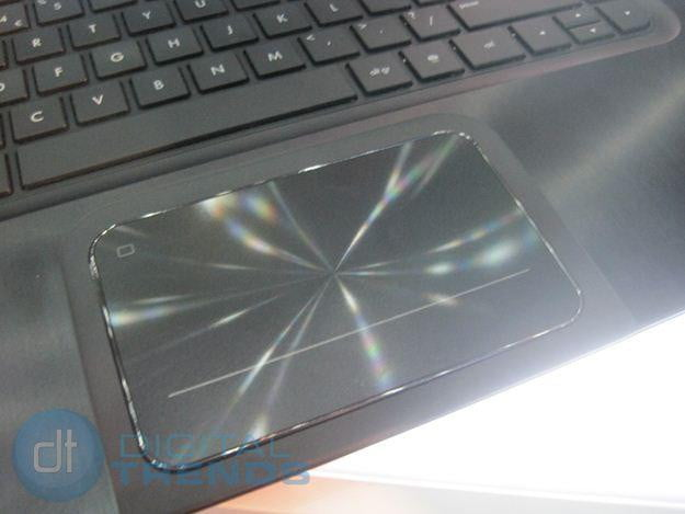 HP Envy Ultrabook touchpad