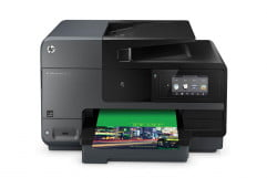 hp officejet pro  review press image