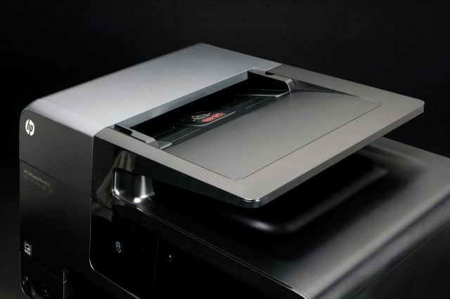 HP OfficeJet Pro 8620 top angle