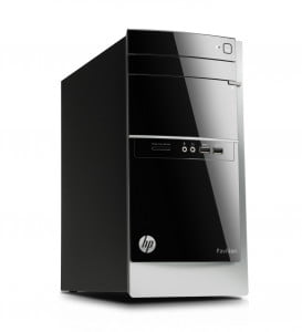 HP Pavilion 500 Desktop PC_Right Facing_NDA May 23