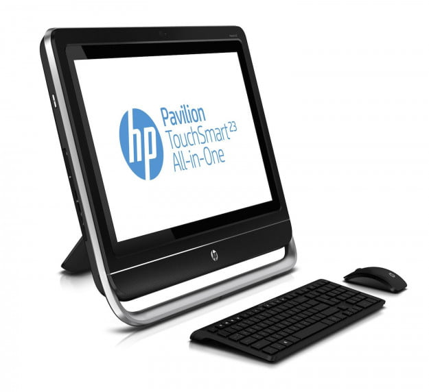 HP Pavilion TouchSmart 23 All-in-One PC