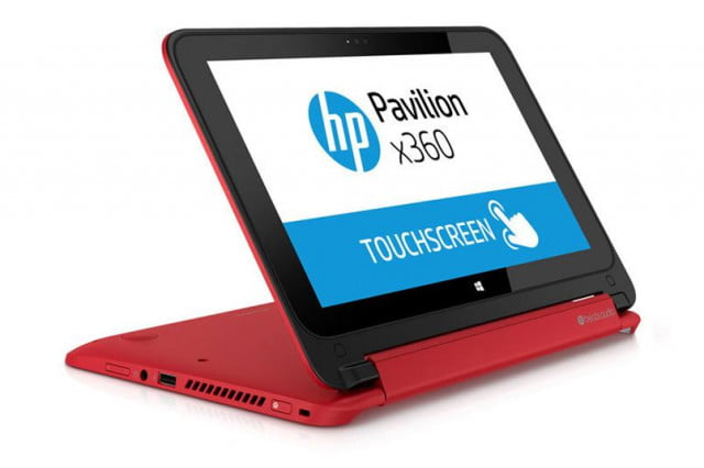 hp has refreshed the pavilion x  ahead of back to school season stand