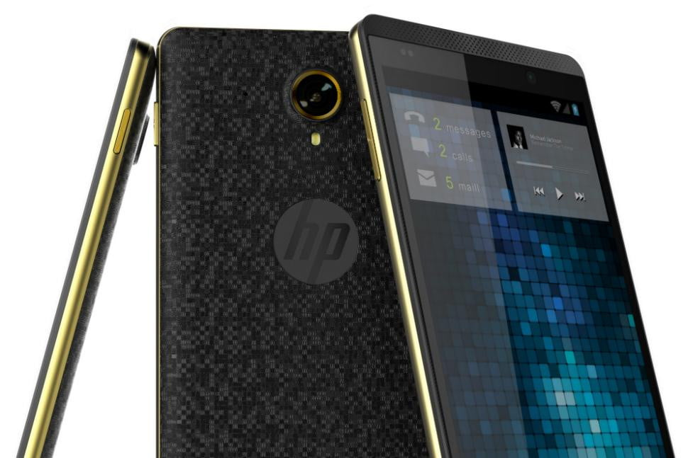 hp slate  and voicetab announced