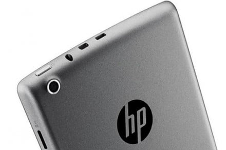 HP Slate 7 Extreme Top