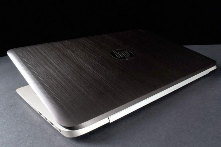 hp spectre  t review back lid angle
