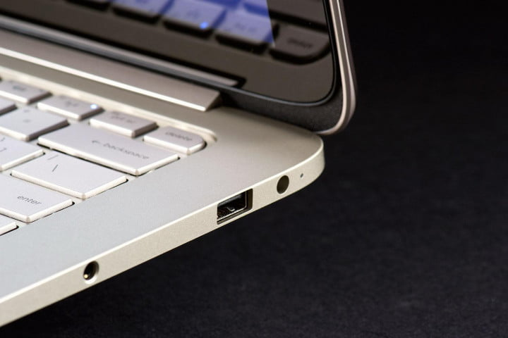 hp spectre  t x review usb