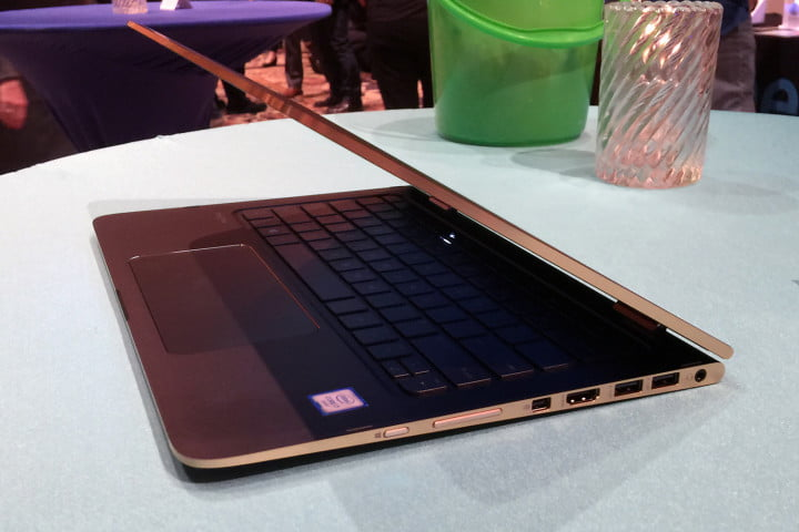 hands on hp spectre x  oled