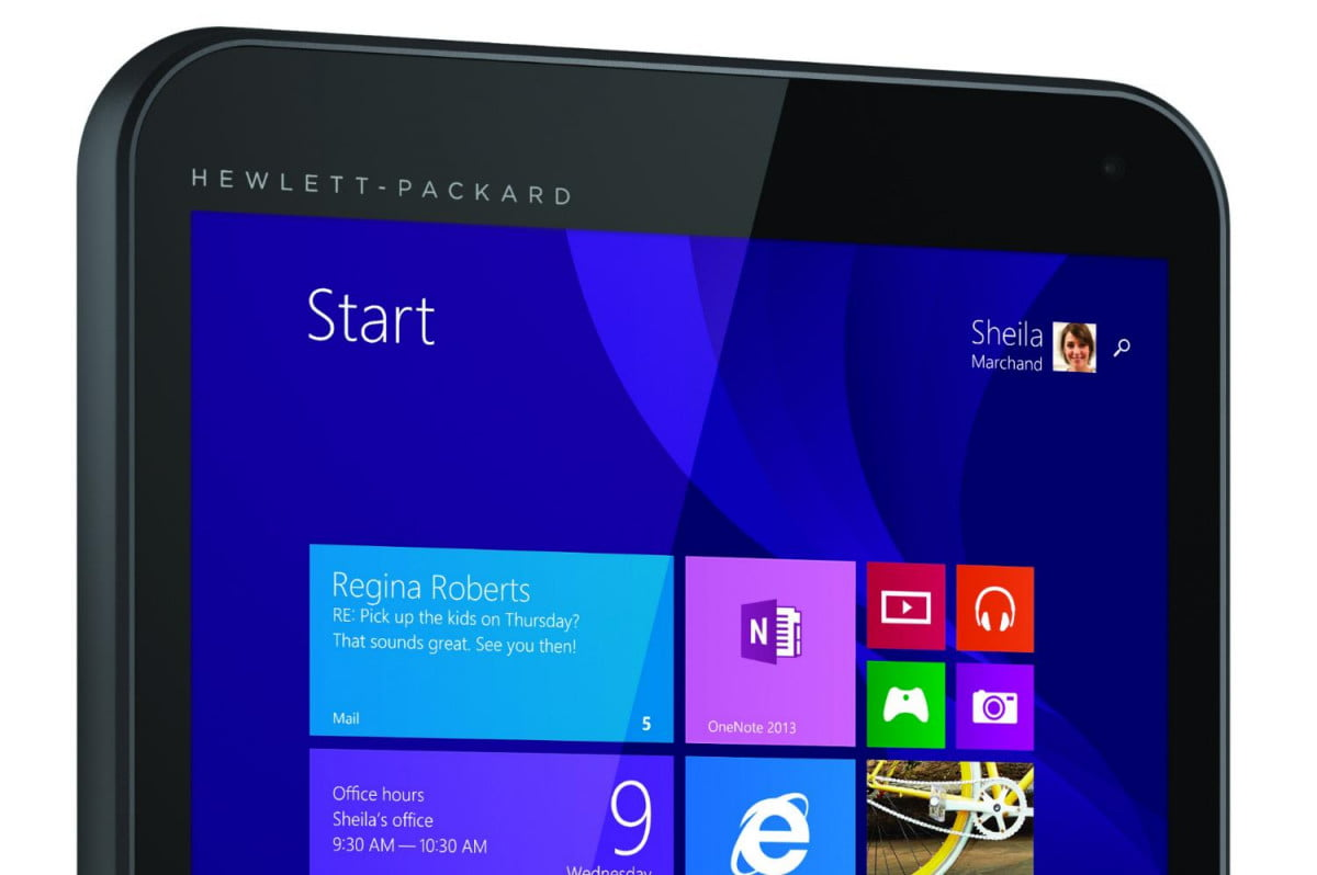 hp stream  and tablet news top close