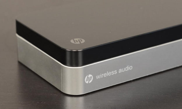 HP Wireless Audio ConverterQF299AA Review front streaming audio