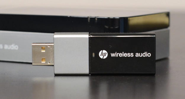 HP Wireless Audio ConverterQF299AA Review USB wireless audio