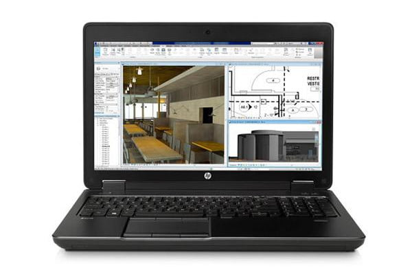 hp zbook  review press