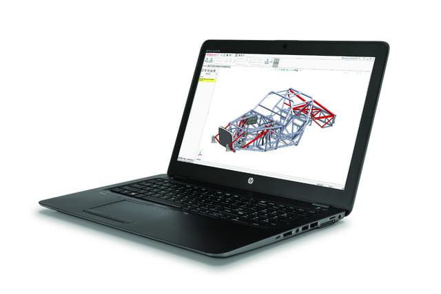 hp updates zbook  u with new intel core processors and more g solidworks