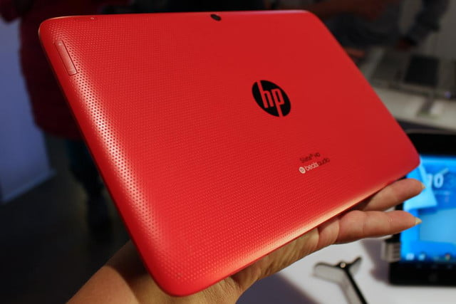 hp slate android tablets  hands on hpslate hd