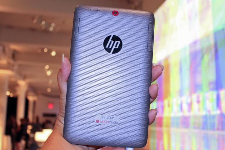 hp slate android tablets  hands on hd
