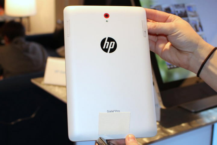 hp slate android tablets  hands on pro