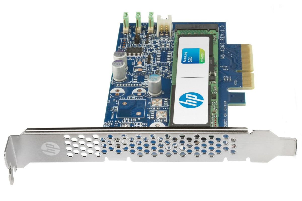 hp z turbo drive g  challenges intels series promises even better performance hpzdriveg
