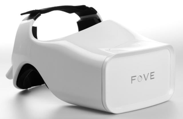 fove vr headset hopes to unseat oculus as king of head mounted sets hqfcvzh