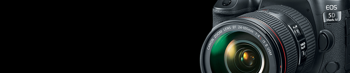 Canon's EOS 5D goes Mark IV with 4K video, 30 megapixels, 7 frames per second