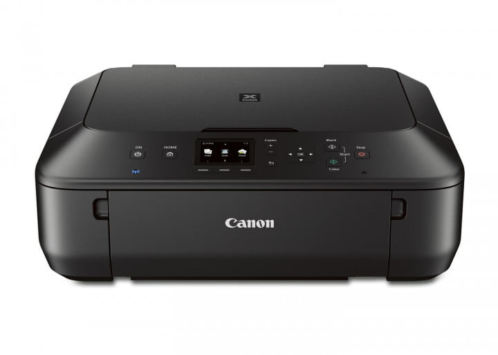 canon pixma mg  and hr as blk frontshot cl