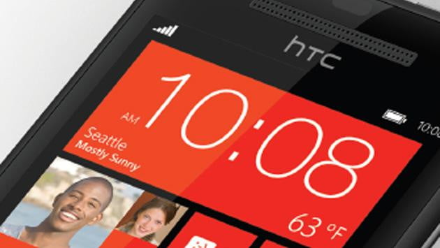HTC 8X for Windows Phone 8