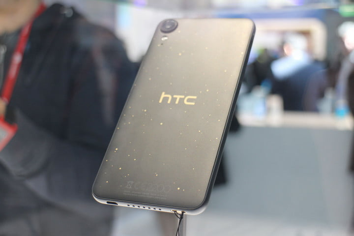 htc desire lineup spring  side button