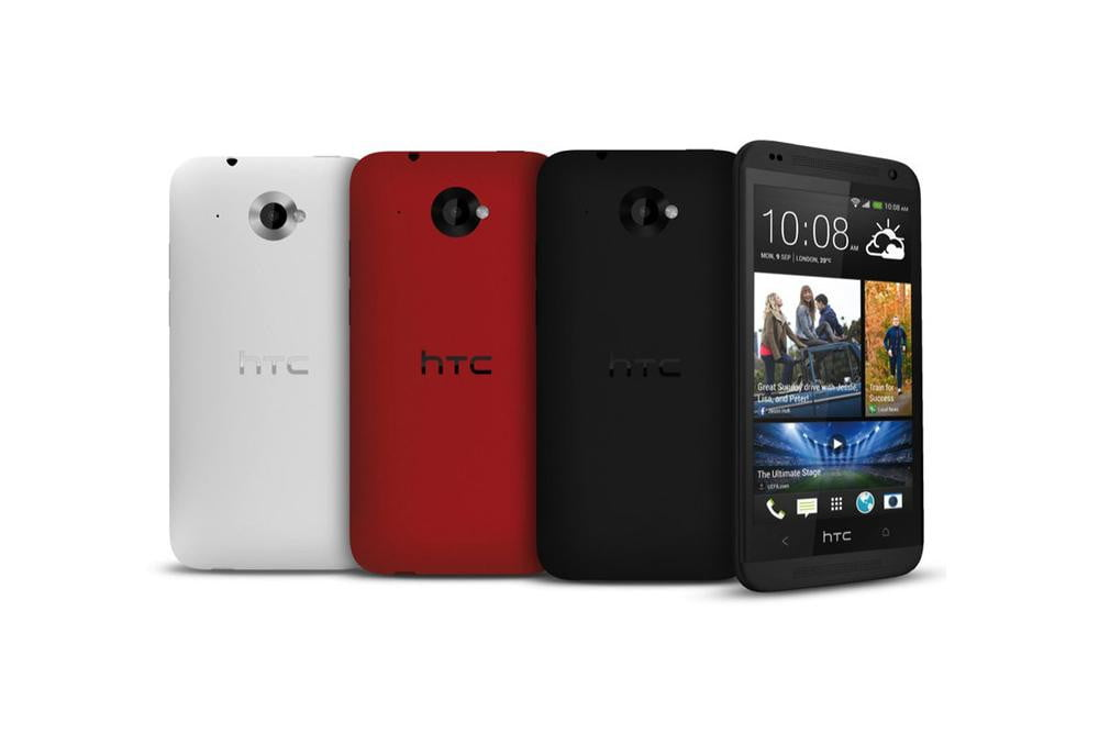 htc desire  officially announced