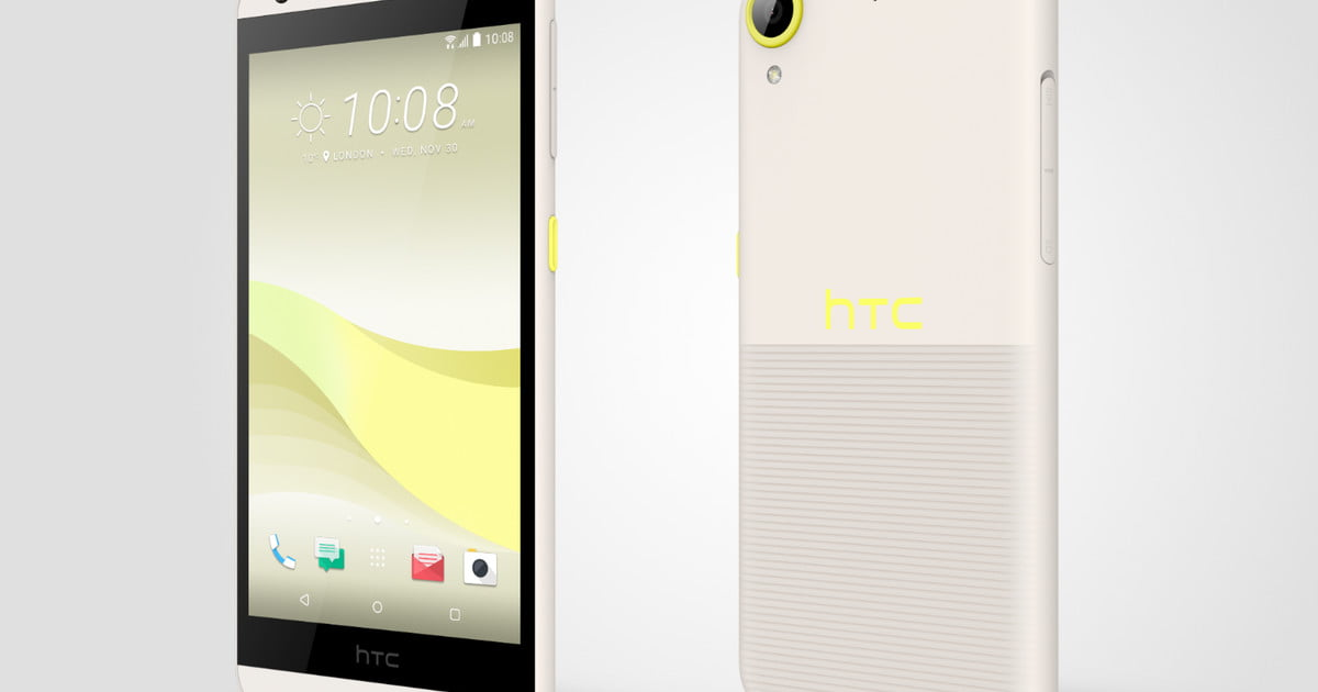 The HTC Desire 650 is Definitely the Grooviest Phone We've Seen in a While